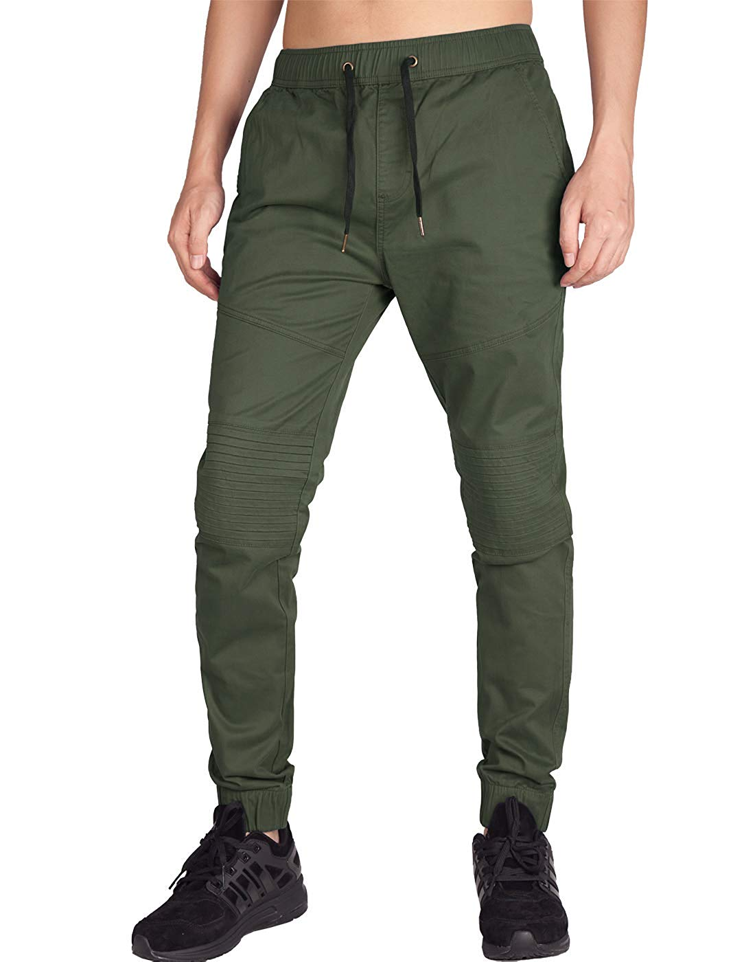 Wearing On Jogger pants