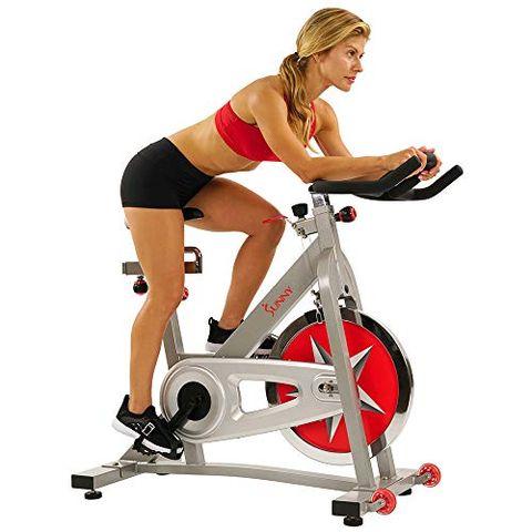 exercise bicycle program