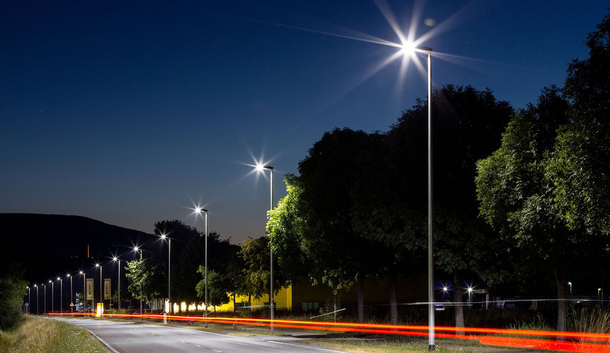 LED Street Lightning Systems